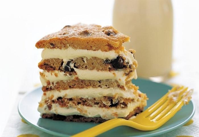 Торт из печенья с черносливом- палочка выручалочка для занятых хозяек
