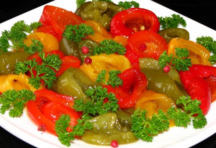 Перец по-армянски: незабываемый вкус