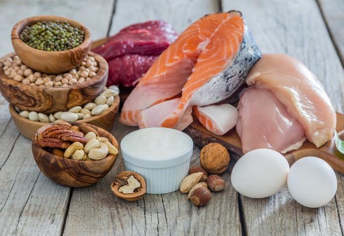 Источники белка для вегетарианцев