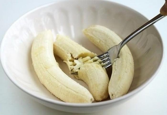 Рецепт приготовления банановых пирожных без выпечки