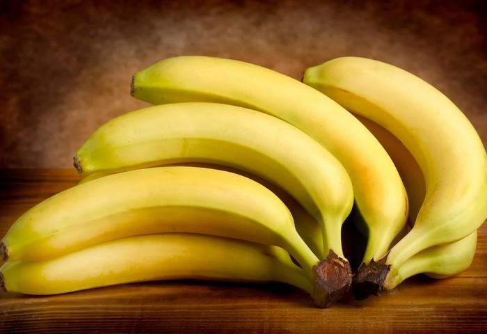 Рецепт приготовления банановых пирожных без яиц