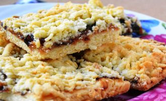 Тертый пирог без яиц рецепты