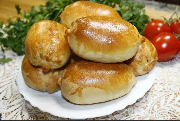 Рецепты постных пирожков