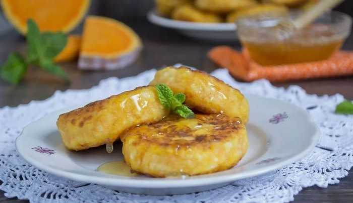 Сырники из творога без муки на сковороде