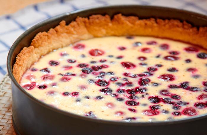 Для сладкого пирога