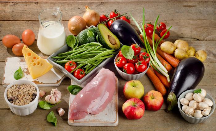 Продукты питания для сброса веса