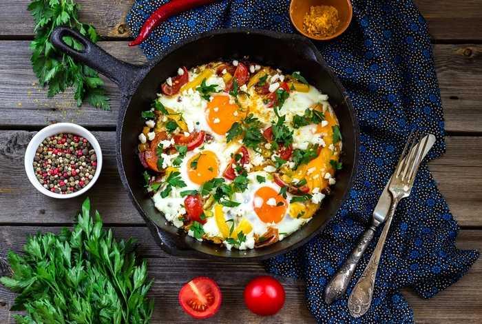 Виды яичницы: самые вкусные и невероятные рецепты