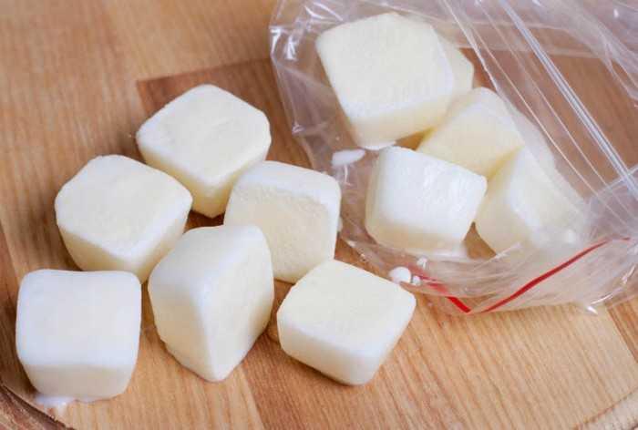 Как увеличить срок хранения молочных продуктов