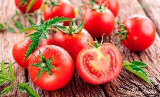 Нарезка помидоров: варианты