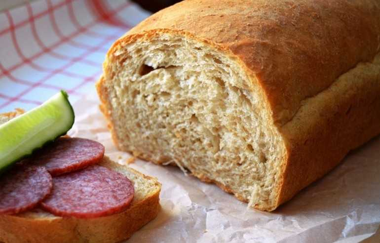 Рецепты безглютенового хлеба