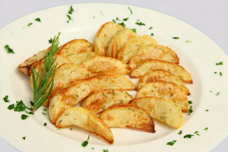 Картошка на гарнир