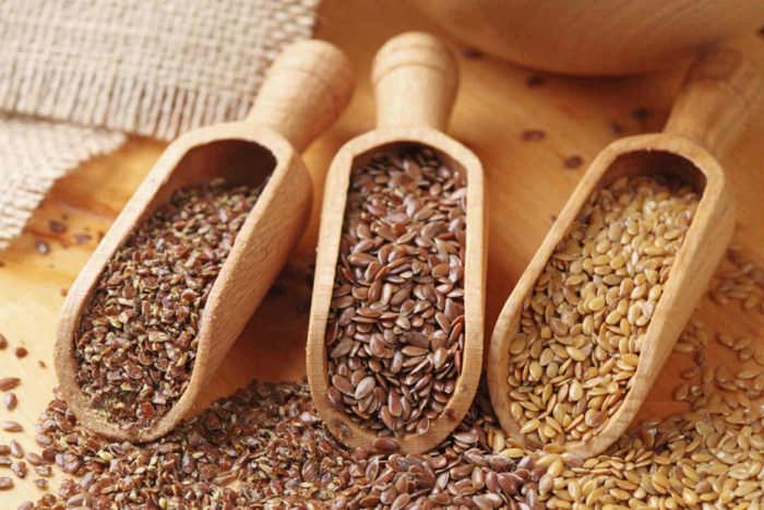 Семена льна для лечения и похудения