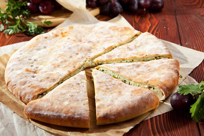 Пирог с сыром в домашних условиях