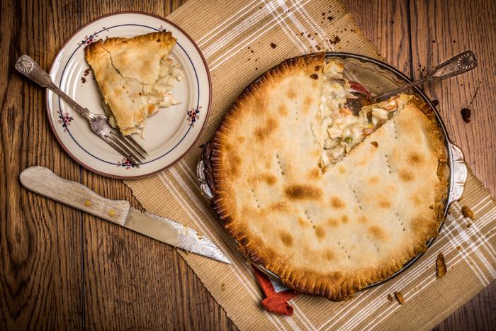 4 рецепта заливного пирога