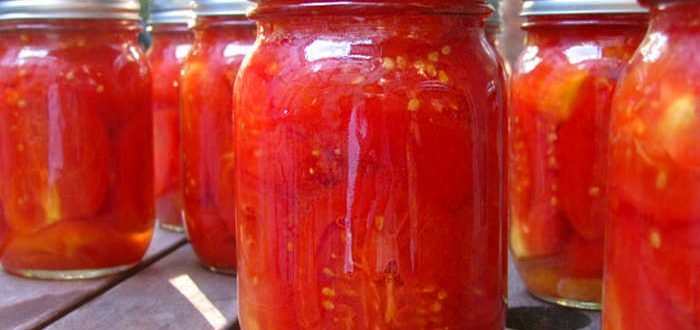 Обалденно вкусные помидоры в собственном соку!