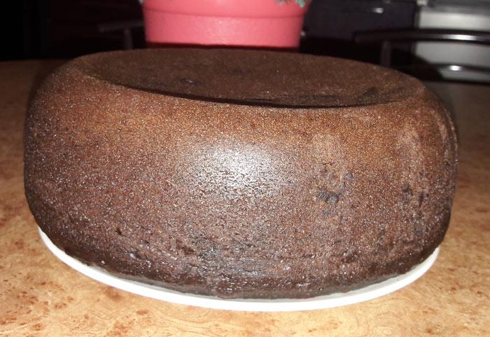 Рецепт бисквита на кипятке Шоколадный бисквит