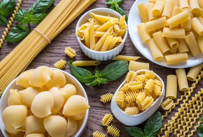 виды паст итальянской кухни