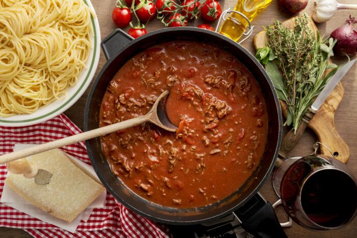 как сделать соус для пасты