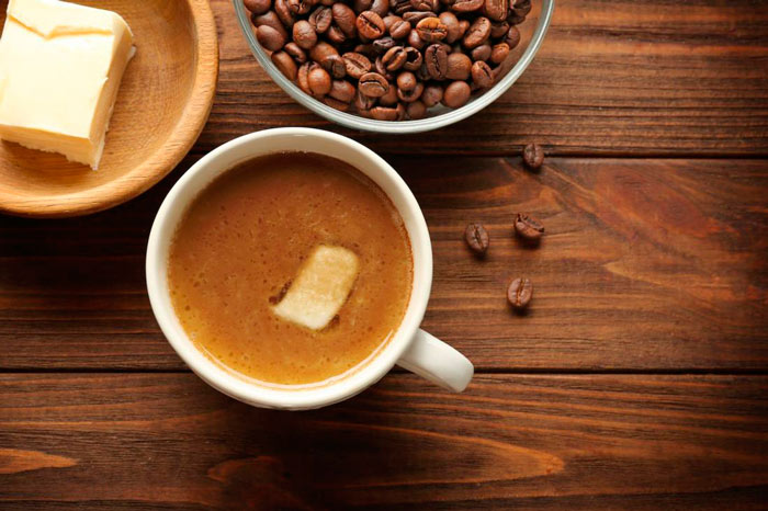 Кофе со сливками и маслом при похудении