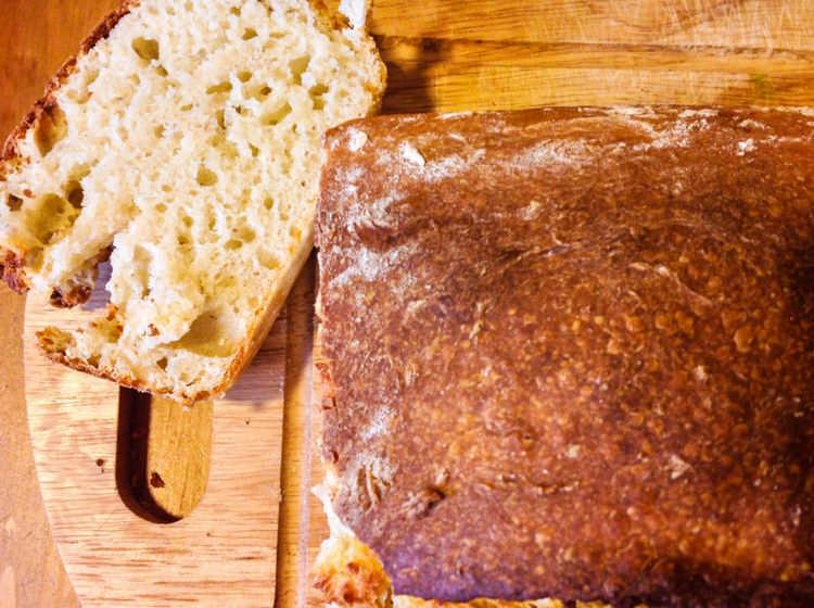 закваска для хлеба на кефире