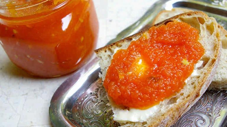 Рецепт варенье из моркови с лимоном