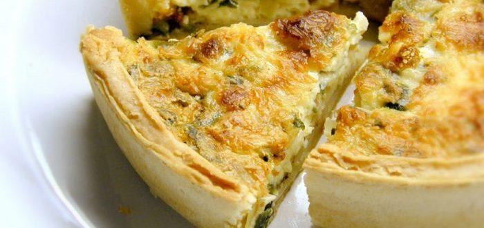 Рецепты открытых пирогов с начинкой