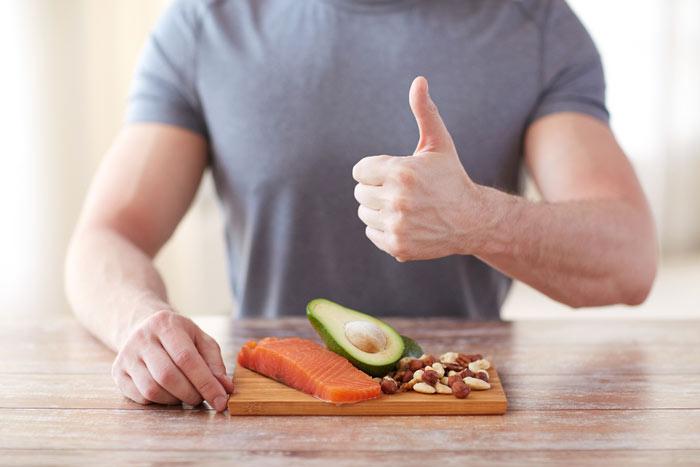 Дробный прием еды должен нравиться