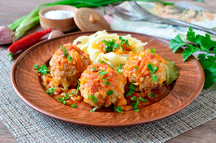 Что приготовить из капусты на ужин: ленивые голубцы