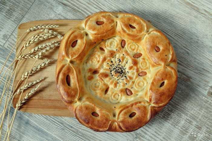 Как приготовить узбекскую лепешку дома