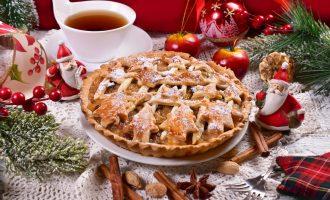 Рождественские рецепты от Юлии Высоцкой