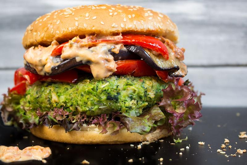 10 рецептов вегетарианских бургеров