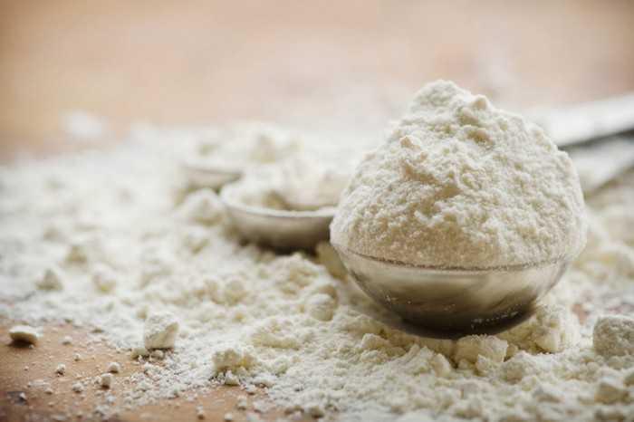 Можно ли заменить обычную муку – рисовой?