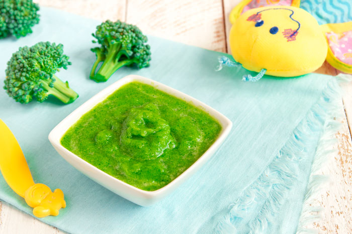 Соус из брокколи