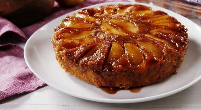 Рецепт пирога перевертыша с разными начинками