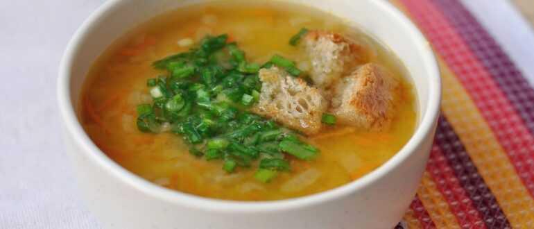 как приготовить гороховый суп без мяса
