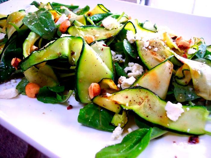 Салат для стройных дам