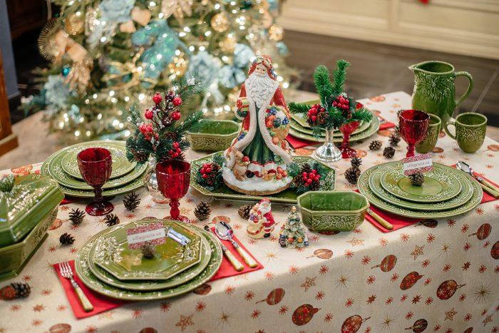 Тематическая посуда и сервиз: как оформить
