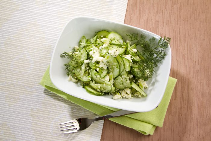 Вкусные салаты с творогом - Пикантная закуска