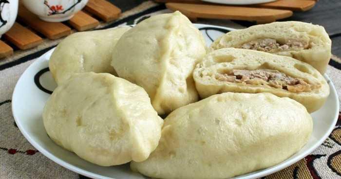 Пирожки из рисовой муки