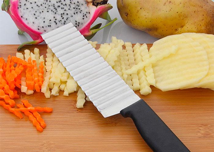 Нарезка ножом