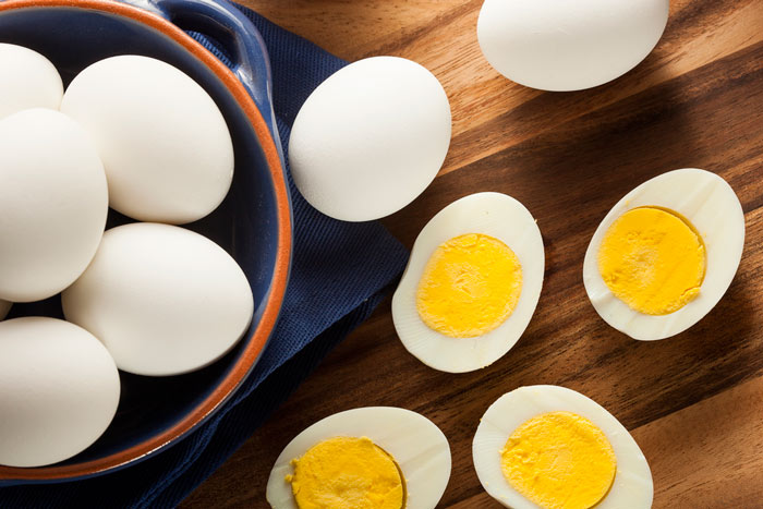 Опасность яиц
