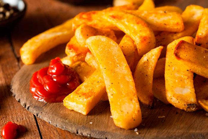 Как сделать картофель фри в духовке рецепты