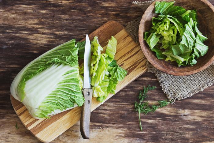 Советы как резать пекинскую капусту