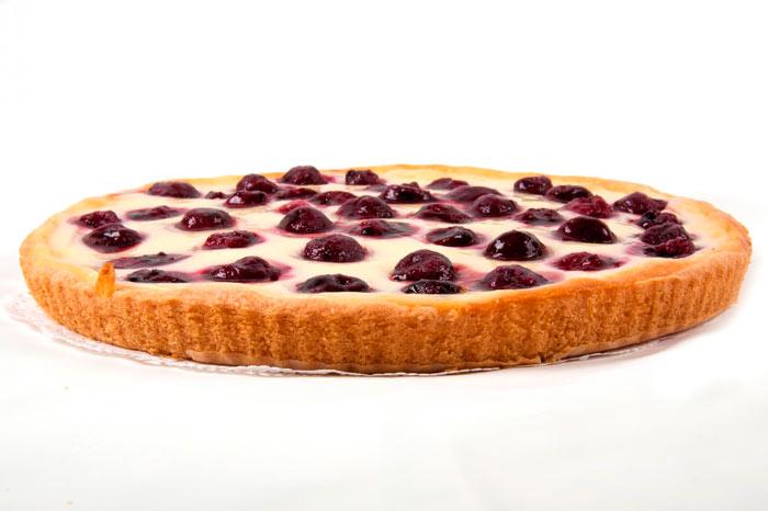 Вишневый пирог от Юлии Высоцкой рецепт