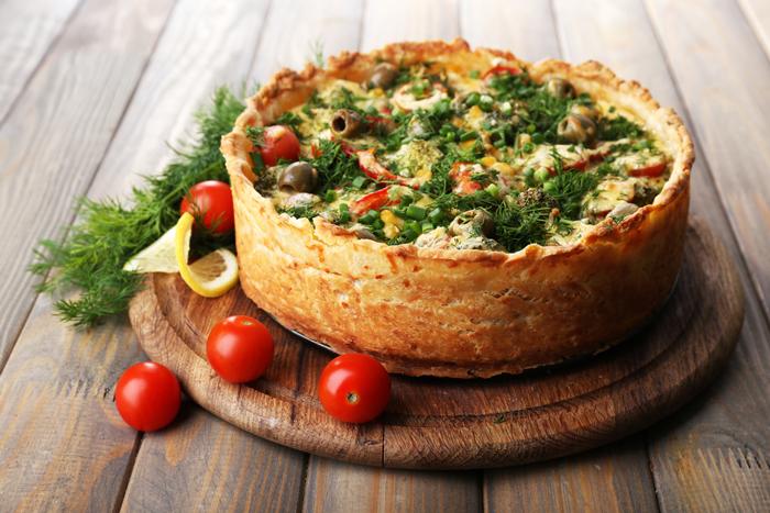 рецепт для вегетарианцев