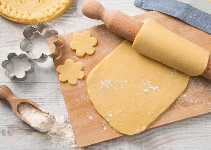 Как приготовить песочное тесто для печенья