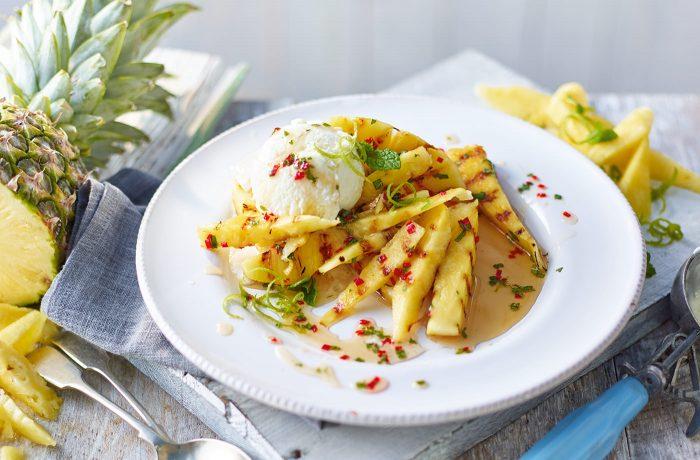 Что приготовить из ананасов