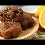 Апельсиновые кексы с маком — рецепт — YouTube