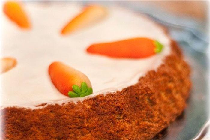 Как приготовить морковный пирог фото