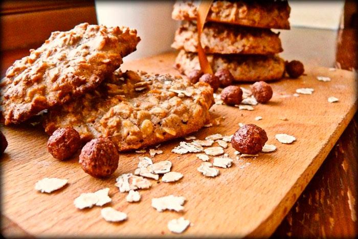 Диетические печенья без муки вкусные